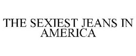 THE SEXIEST JEANS IN AMERICA