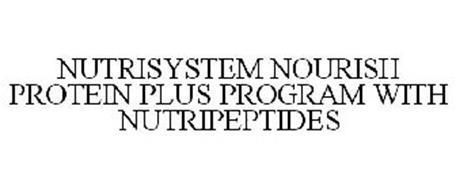 NUTRISYSTEM NOURISH PROTEIN PLUS PROGRAM WITH NUTRIPEPTIDES
