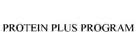 PROTEIN PLUS PROGRAM