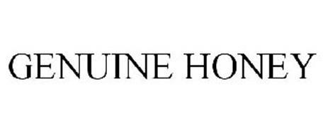 GENUINE HONEY