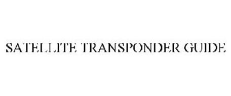 SATELLITE TRANSPONDER GUIDE