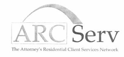 ARC SERV THE ATTORNEY'S RESIDENTIAL CLIENT SERVICES NETWORK