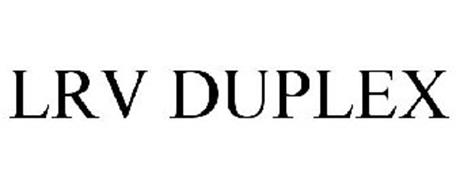 LRV DUPLEX