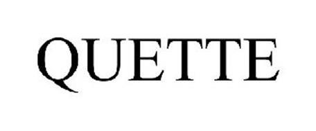 QUETTE