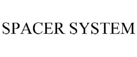 SPACER SYSTEM