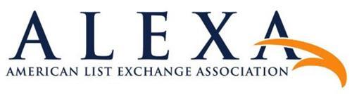 ALEXA AMERICAN LIST EXCHANGE ASSOCIATION