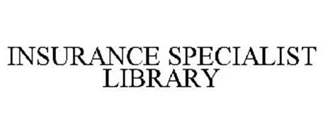 INSURANCE SPECIALIST LIBRARY
