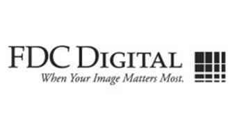 FDC DIGITAL WHEN YOUR IMAGE MATTERS MOST.