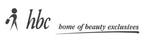 HBC HOME OF BEAUTY EXCLUSIVES