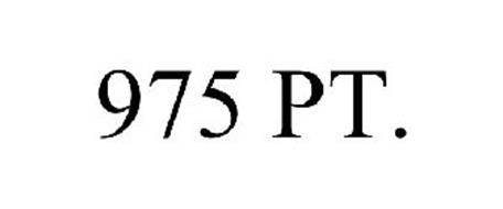 975 PT.