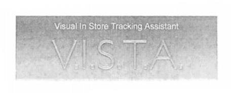 VISUAL IN STORE TRACKING ASSISTANT V.I.S.T.A.
