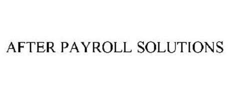 AFTER PAYROLL SOLUTIONS