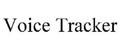 VOICE TRACKER
