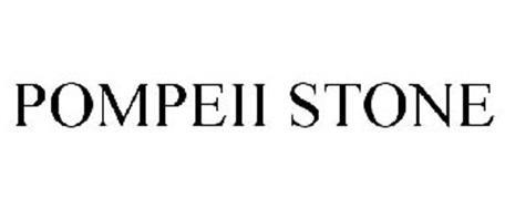 POMPEII STONE