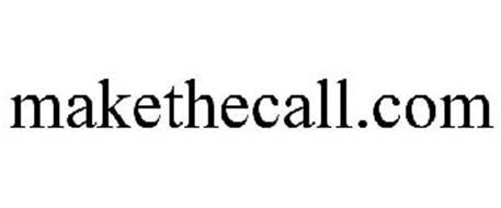 MAKETHECALL.COM