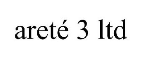 ARETÉ 3 LTD