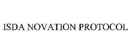 ISDA NOVATION PROTOCOL
