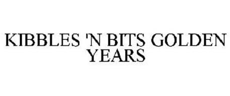 KIBBLES 'N BITS GOLDEN YEARS