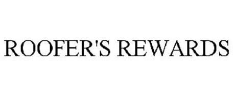 ROOFER'S REWARDS