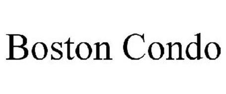BOSTON CONDO