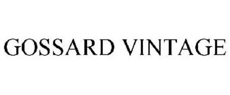 GOSSARD VINTAGE