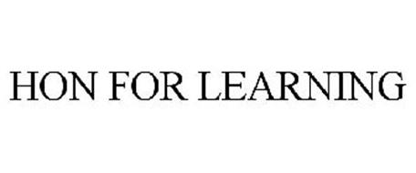 HON FOR LEARNING