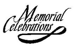 MEMORIAL CELEBRATIONS