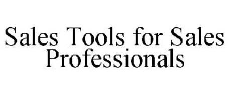 SALES TOOLS FOR SALES PROFESSIONALS