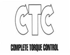 CTC COMPLETE TORQUE CONTROL