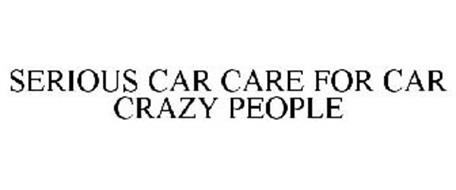 SERIOUS CAR CARE FOR CAR CRAZY PEOPLE