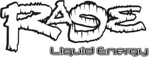RAGE LIQUID ENERGY