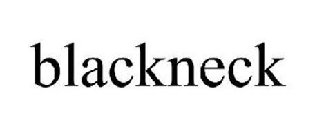 BLACKNECK