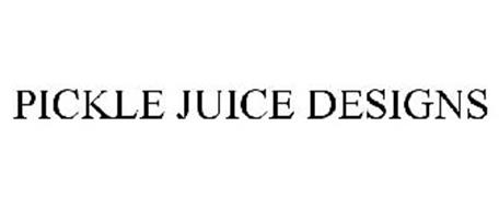 PICKLE JUICE DESIGNS