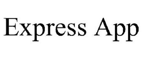 EXPRESS APP