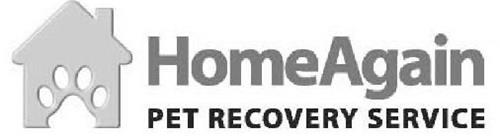 HOMEAGAIN PET RECOVERY SERVICE