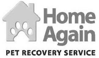 HOME AGAIN PET RECOVERY SERVICE