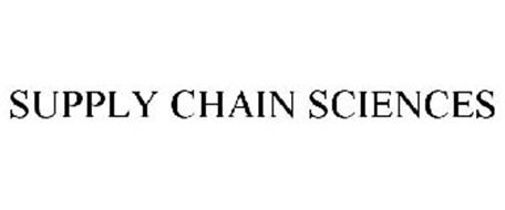 SUPPLY CHAIN SCIENCES