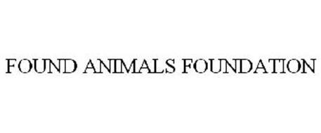 FOUND ANIMALS FOUNDATION