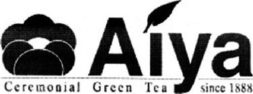 AIYA CEREMONIAL GREEN TEA SINCE 1888
