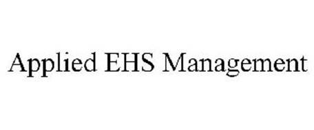 APPLIED EHS MANAGEMENT