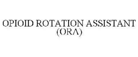 OPIOID ROTATION ASSISTANT (ORA)