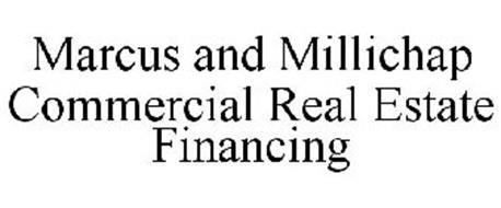 MARCUS AND MILLICHAP COMMERCIAL REAL ESTATE FINANCING