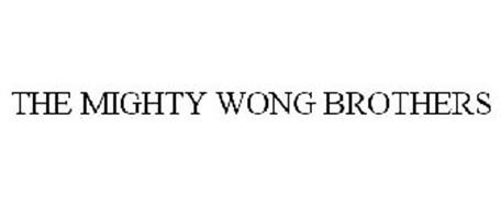 THE MIGHTY WONG BROTHERS
