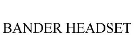 BANDER HEADSET