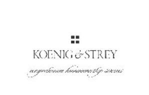 KOENIG & STREY COMPREHENSIVE HOMEOWNERSHIP SERVICES