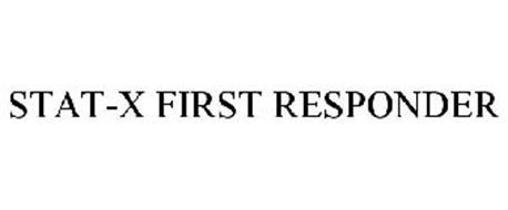 STAT-X FIRST RESPONDER