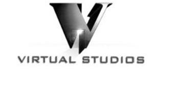 V VIRTUAL STUDIOS Trademark of Virtual Studios LLC Serial