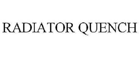 RADIATOR QUENCH