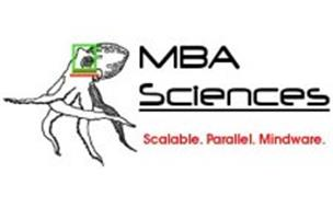 MBA SCIENCES SCALABLE. PARALLEL. MINDWARE.