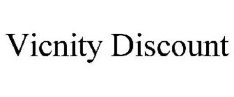 VICNITY DISCOUNT